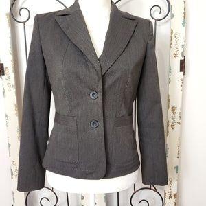 Alfani fitted suit jacket size 2